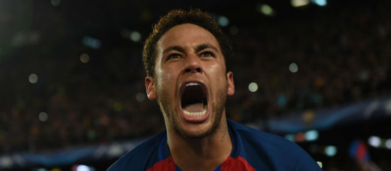 Neymar on brink of move to PSG