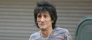 Ronnie Wood Reveals Lung Cancer Battle