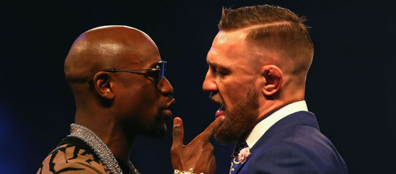 Mayweather wants no excuses for McGregor