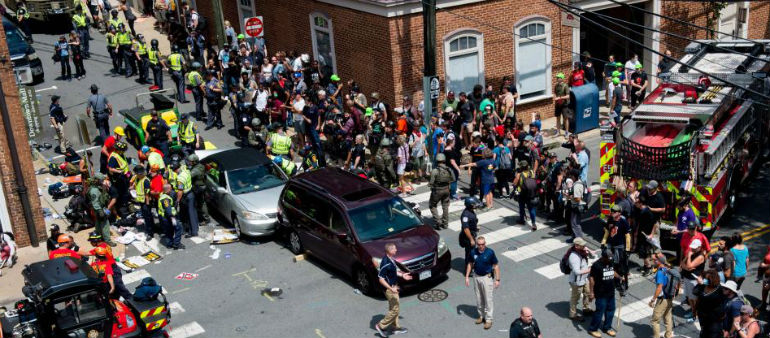 Clashes Leave Three Dead In US