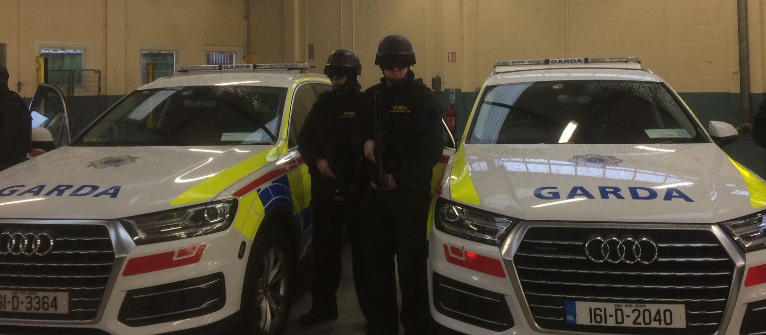 Two Due In Court Over Ballyfermot Gun Find