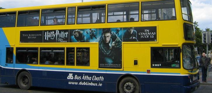 Dublin Bus Looks To Cut Racism