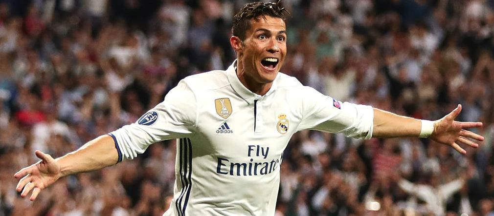 Five match ban for Ronaldo