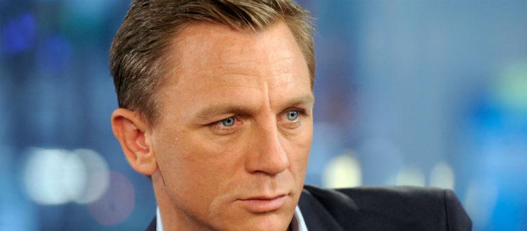 Craig's Back As Bond