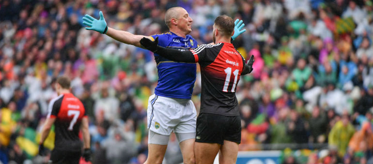 Rochford defends O'Shea gamble