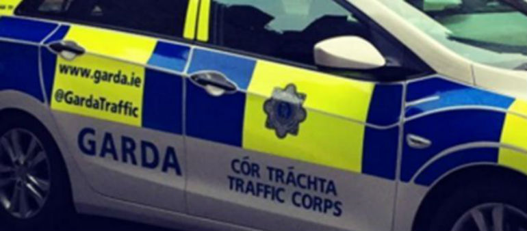 Two In Hospital After M50 Pile Up