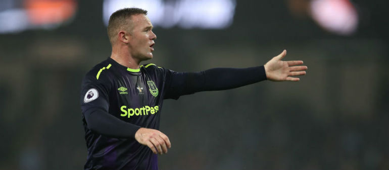 Rooney excited by Everton potential