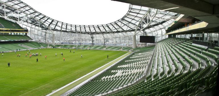 Aviva Stadium to host PRO14 final