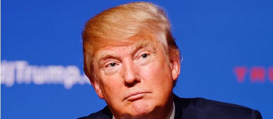Trump Thinks Media's Twisting Things