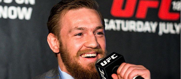 Crumlin Backs Conor McGregor