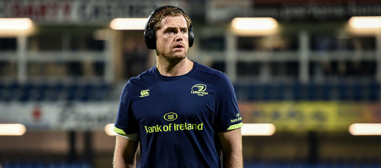 Heaslip in line for Leinster return