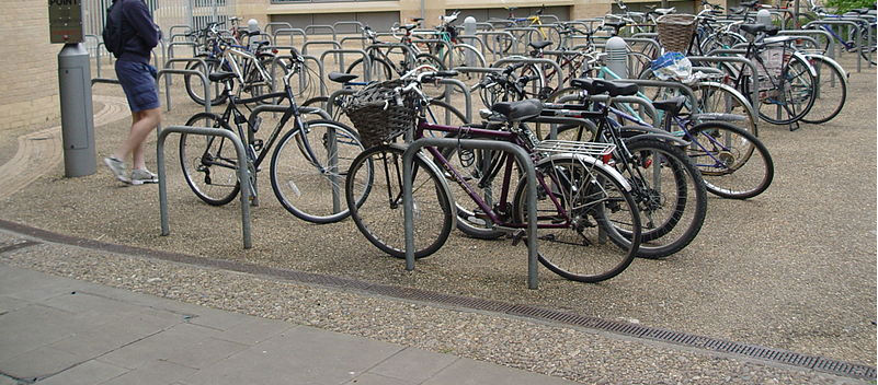 Cyclists Slapped With Fines