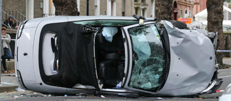 Crash Victim Loses Fight For Life