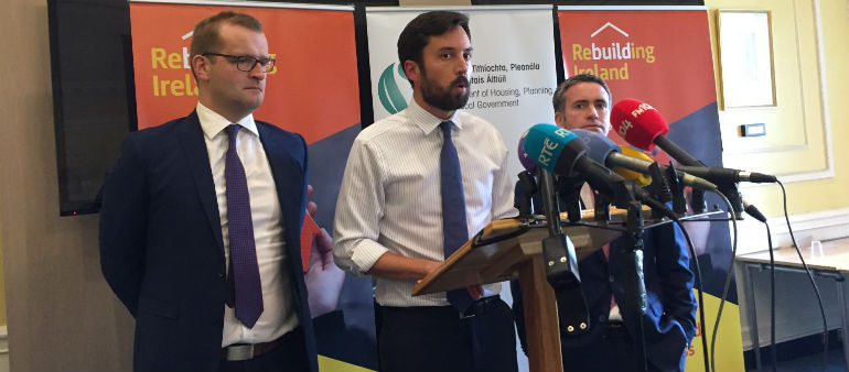 Murphy Unveils Housing Plan