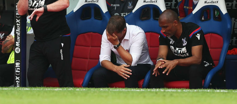 de Boer sacked after just 77 days in the job