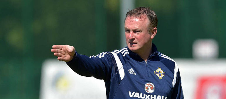 O'Neill arrested on suspicion of drink driving