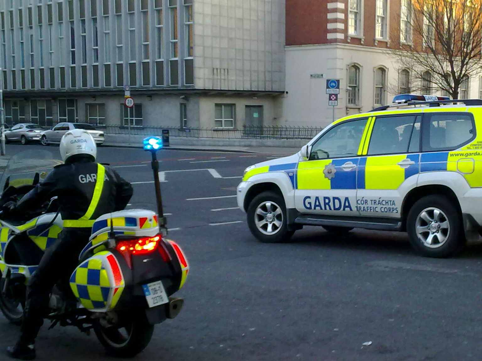 Arrest After Armed Raid In Ballymun