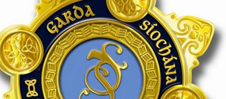 Gardai Investigate Bank Raid