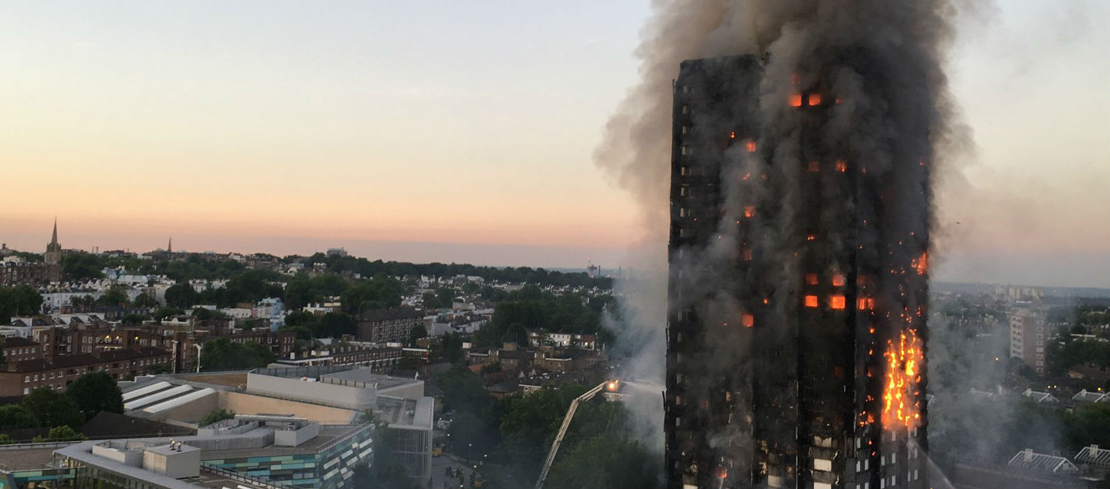 Grenfell Fire Inquiry Begins