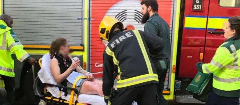 Teen Arrested Following London Tube Blast