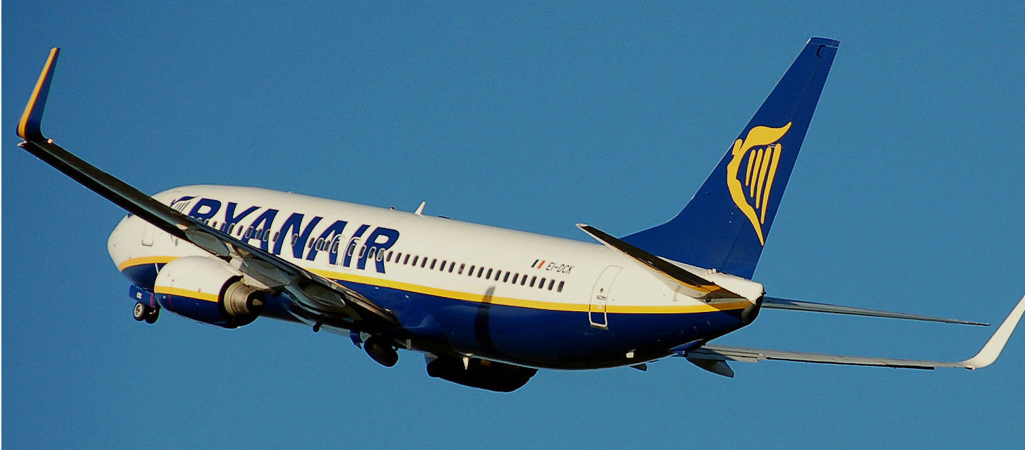 Ryanair Cancels Thousands Of Flights