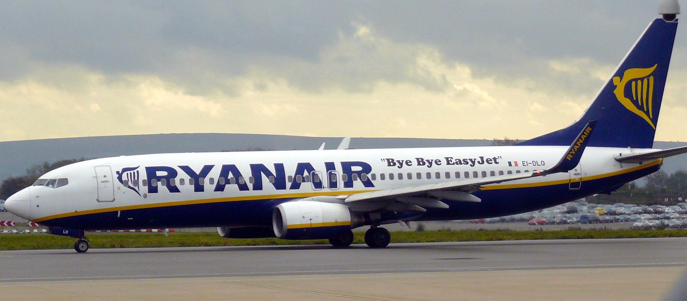 8 Dublin Ryanair Flights Cancelled Today