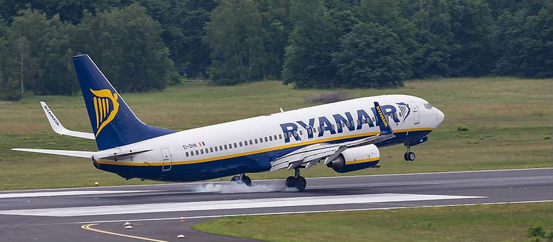 Ryanair Cancels Some Dublin Flights