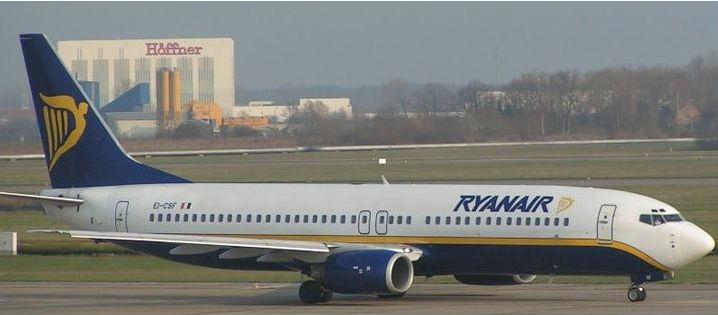 Ryanair Releases Flights List
