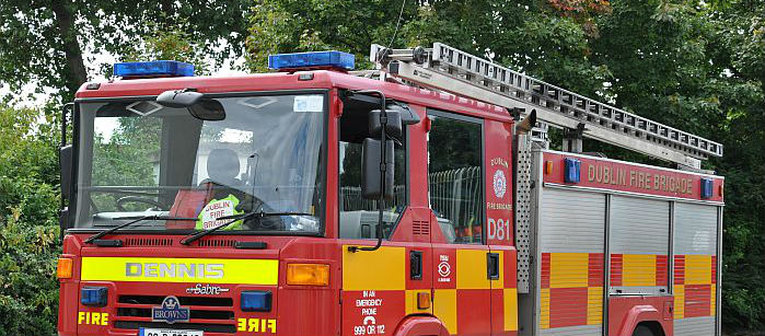 Two Critical After Dublin Blaze