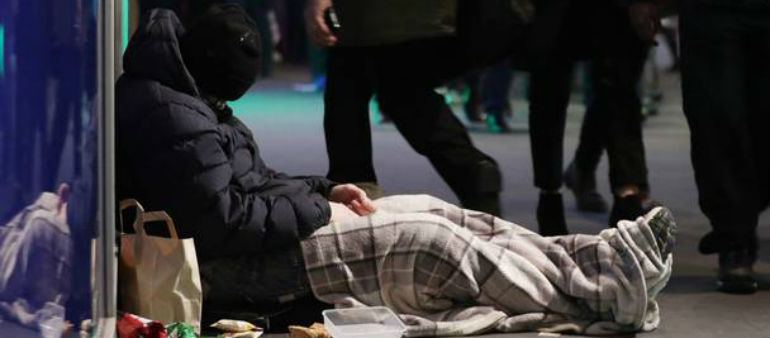 Rep Concerned After Homeless Death