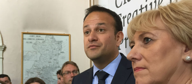 Poll Boost For Leo's Party After Long Dail Holiday