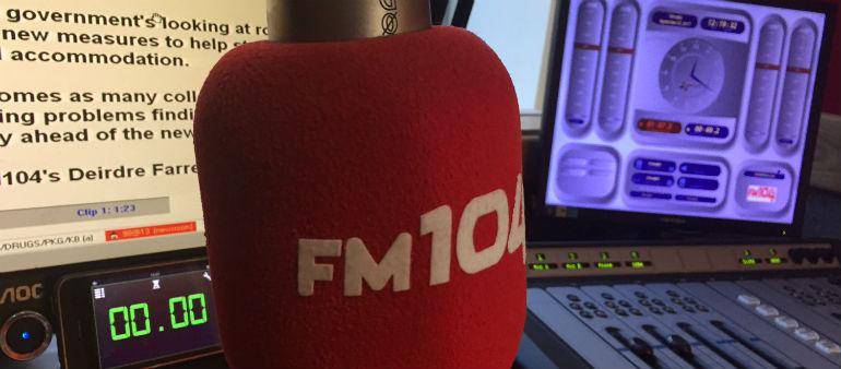 FM104 News Bulletin
