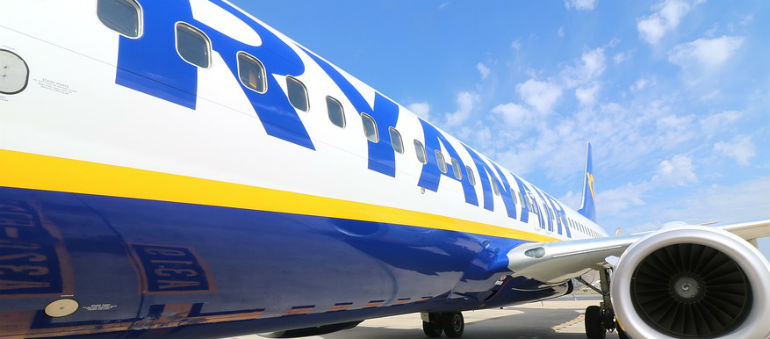Ryanair Mayhem Hits Dublin Flights