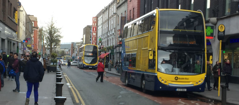Over Twenty Dublin Bus Routes Changed