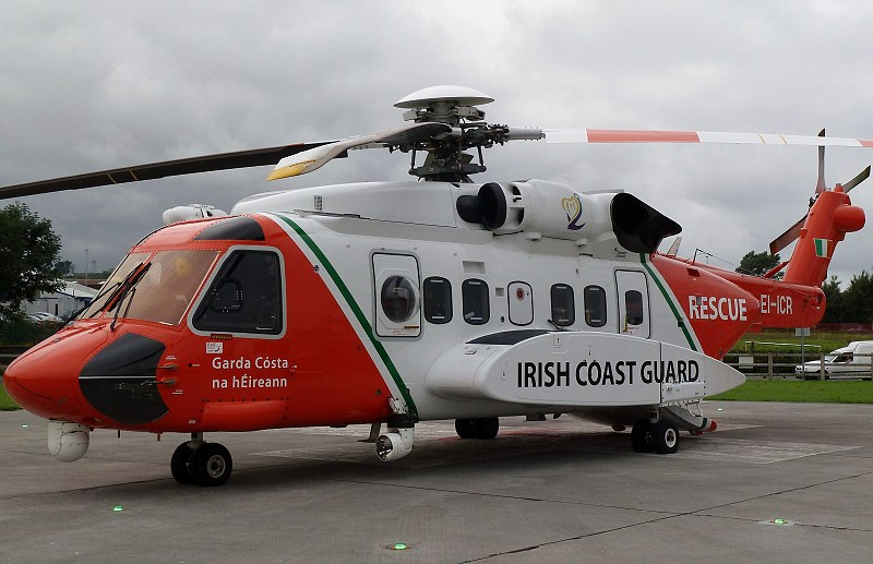 Suspected Rescue 116 belongings found