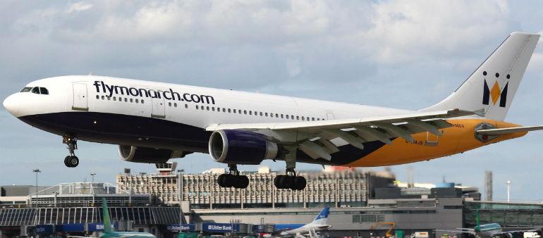Struggline Airline Goes Bust