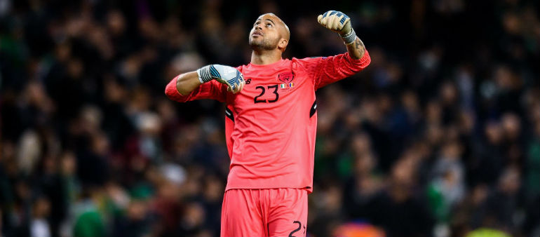 Randolph: 'Play the game and not the occasion'