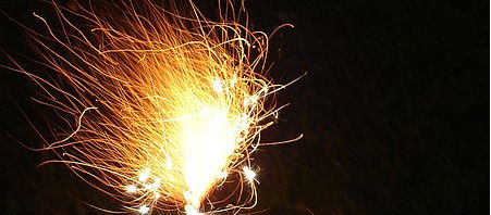 A Firework's Reportedly Thrown At A Dublin Girl