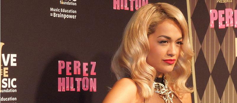 Rita Ora Looks Ahead To MTV EMA's