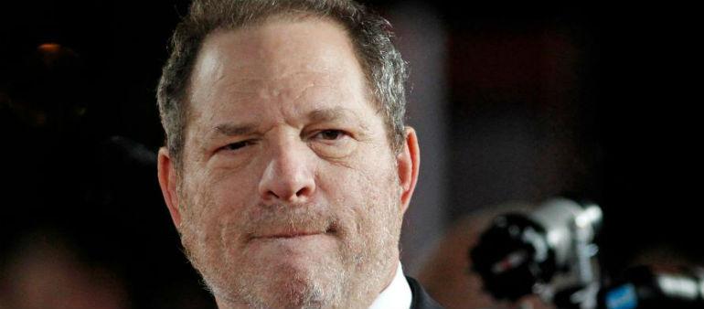 Weinstein's Wife Walks