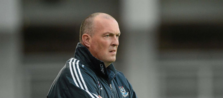 Gilroy confirmed as new Dublin hurling manager