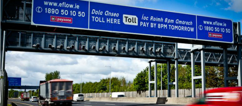 Toll Firm Writes Off Millions