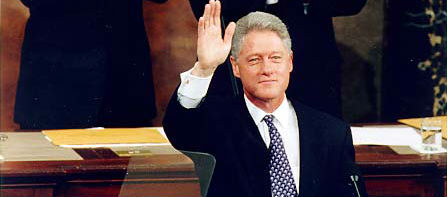 Bill Clinton Gets Honorary Doctorate At DCU