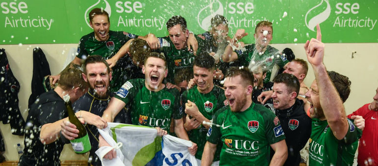 Cork City finally clinch the title
