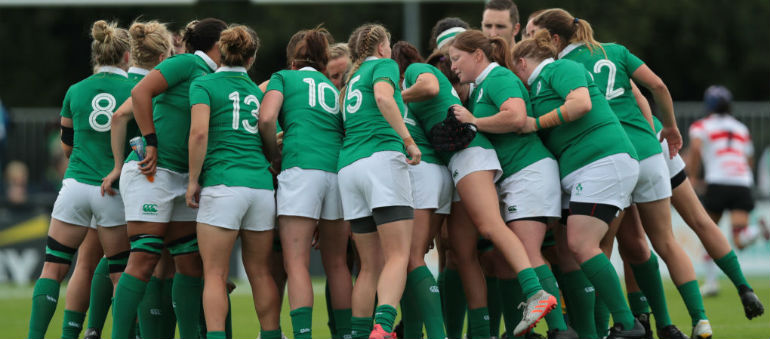 IRFU move to 'explain' women's coaching role