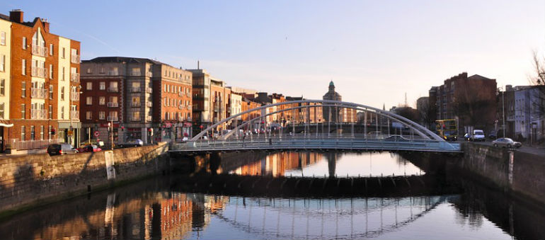 Free Liffey New Year's Eve Show
