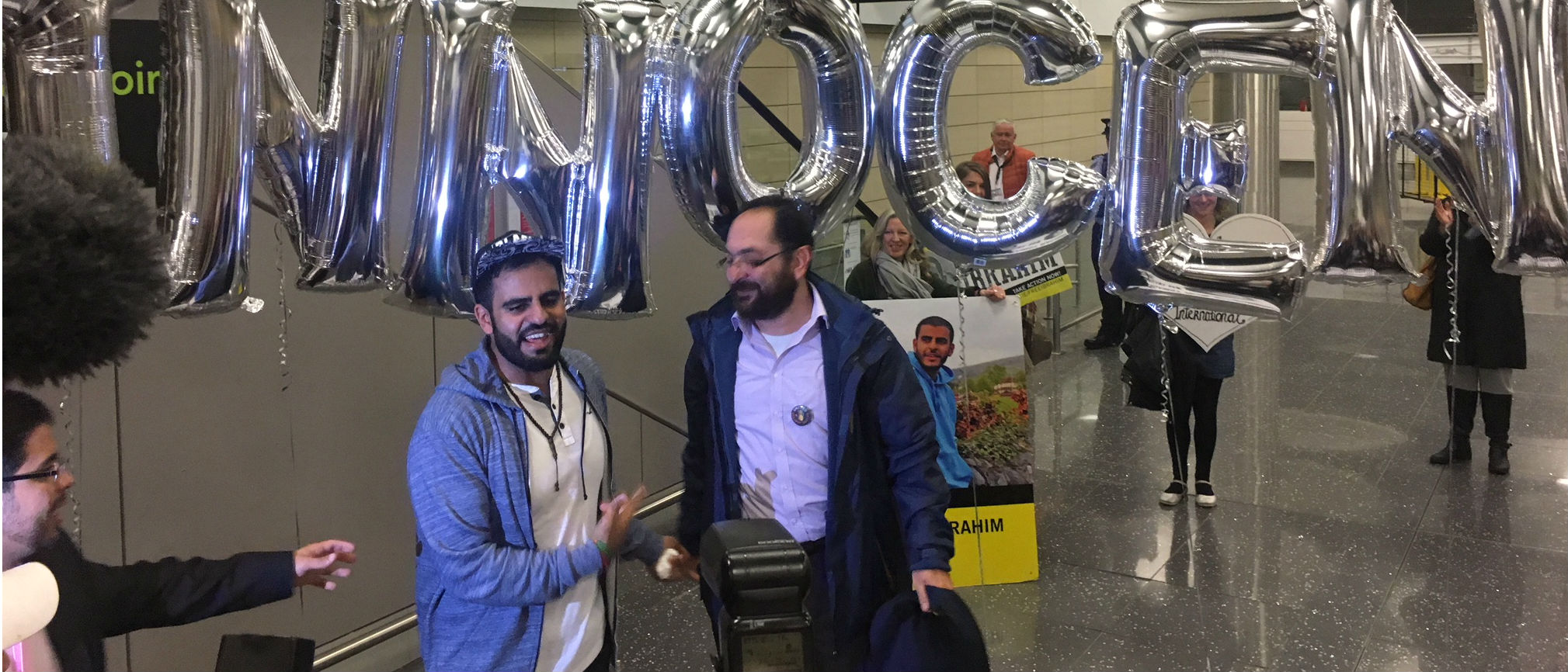 Ibrahim's Returned To Dublin