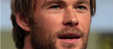 Hemsworth Discusses New Marvel Movie