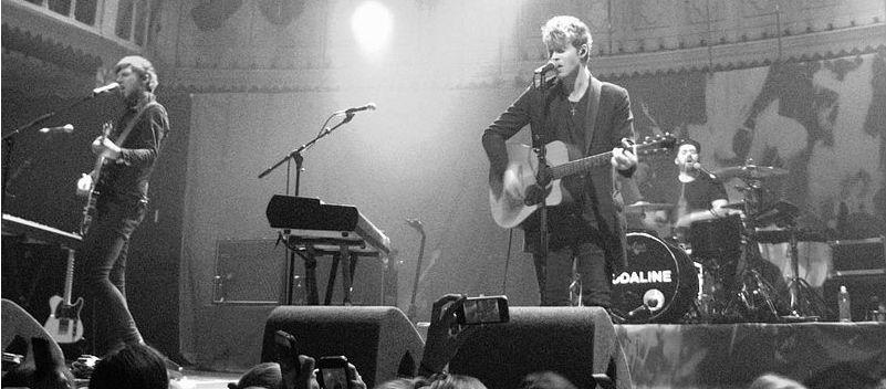 Kodaline To Play Dublin New Year's Eve