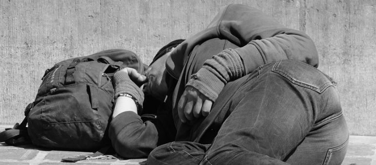 Homeless Figures Reach New High